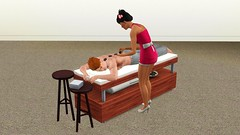 Massage - Hot Stone