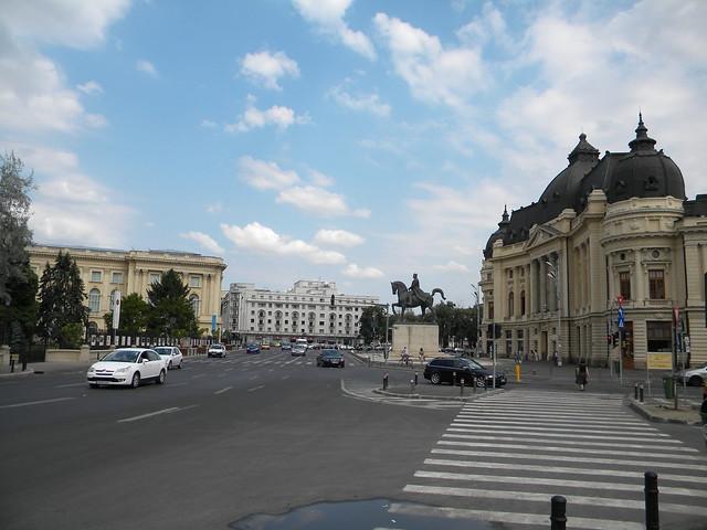Bezienswaardigheden Boekarest Top 10 - Nr 6 Calea Victoriei