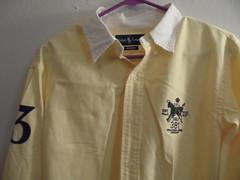 polo shirt(0.0), t-shirt(0.0), clothing(1.0), collar(1.0), dress shirt(1.0), sleeve(1.0), outerwear(1.0), shirt(1.0),