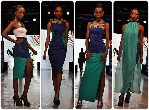 N'kya at Tigo Glitz Africa Fashion Week
