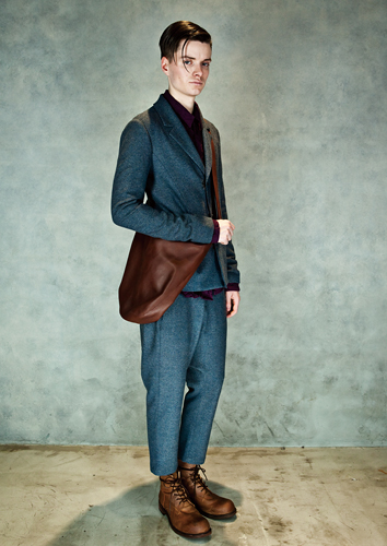 Otto Lundbladh0033_KAZUYUKI KUMAGAI AW12(ATTACHMENT)