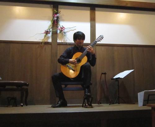 小暮浩史氏のソロ 2012年8月26日 by Poran111