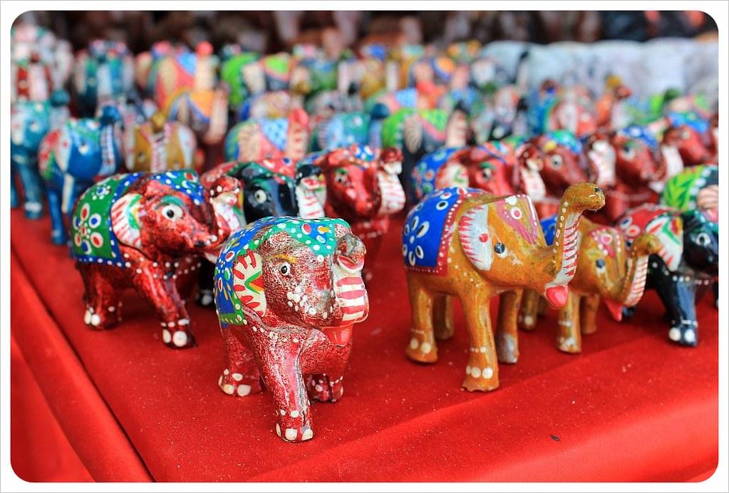 elephant figures varkala