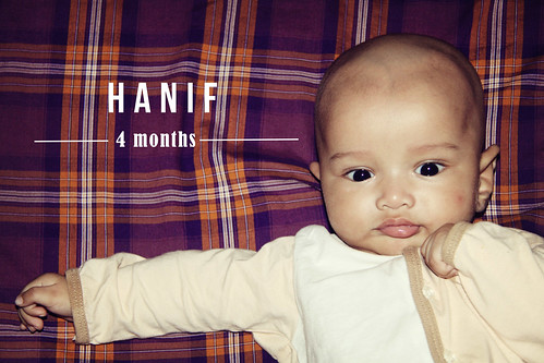 hanif-4months