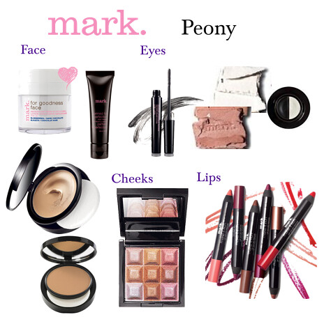Livingaftermidnite : mark. Makeup Monday : Peony