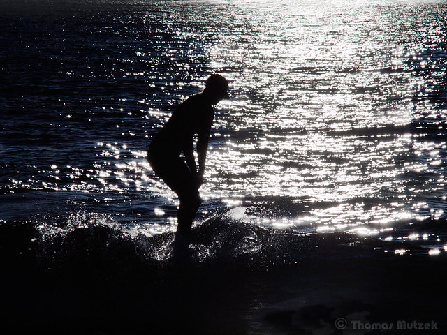 Surfer, Pacifica State Beach