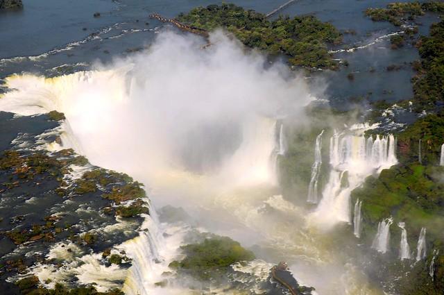 Fernando de Noronha and Cataratas do Iguacu by Victor