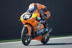 FIM Junior Moto3: Макар Юрченко провел успешные тесты в Портимао