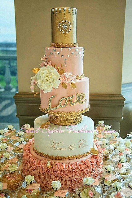 Sweet Sophie Fashion Cakes by Vanessa Carpio Orsua