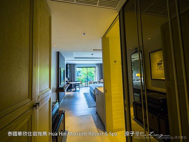 泰國華欣住宿推薦 Hua Hin Marriott Resort & Spa 7