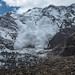Serac Collapse on Annapurna III by Stewart Miller Photography