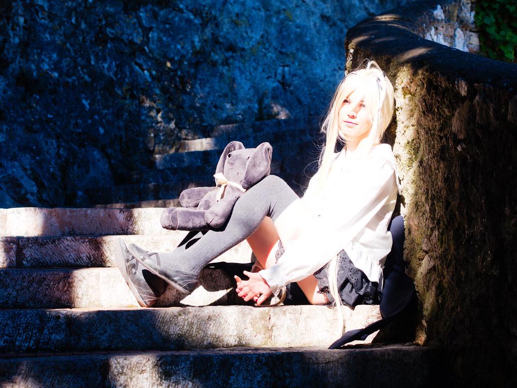 related image - Shooting Sora Kasugano - Yogusa no Sora - Parc de Cimiez - Nice - 2016-08-23- P1540482