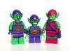 Green Goblin family