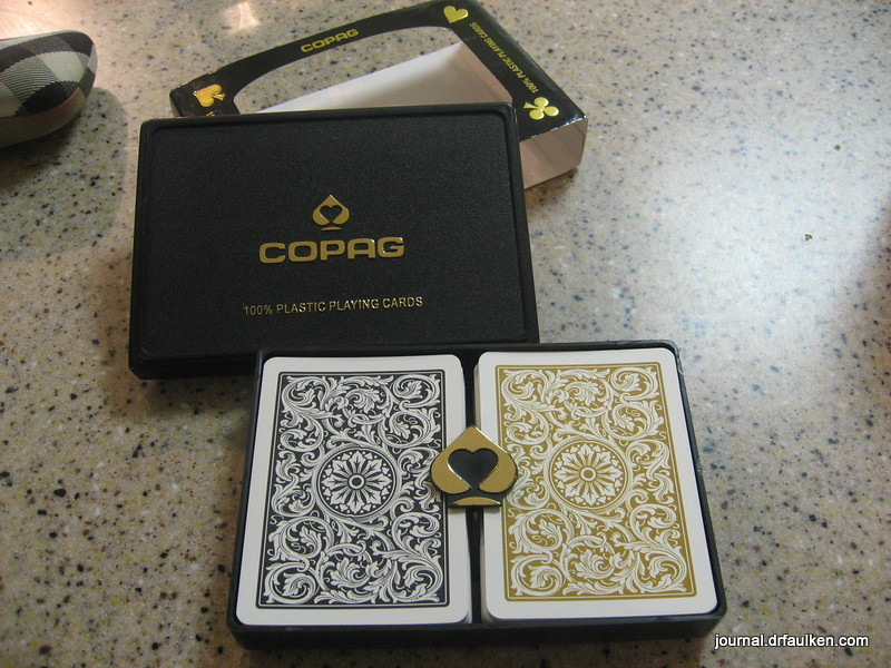 Copag Plastic Playing Card Review