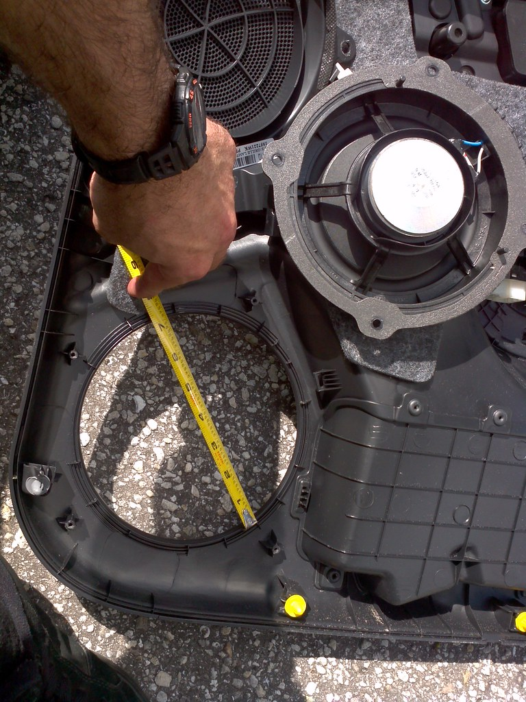 Service Manual Remove Rear Speakers From A 2010 Kia