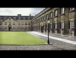 Peterhouse College: Old Court