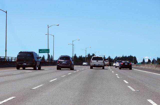 I-205 @ Oregon