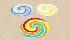 Luscious Lolli-Swirl Rug
