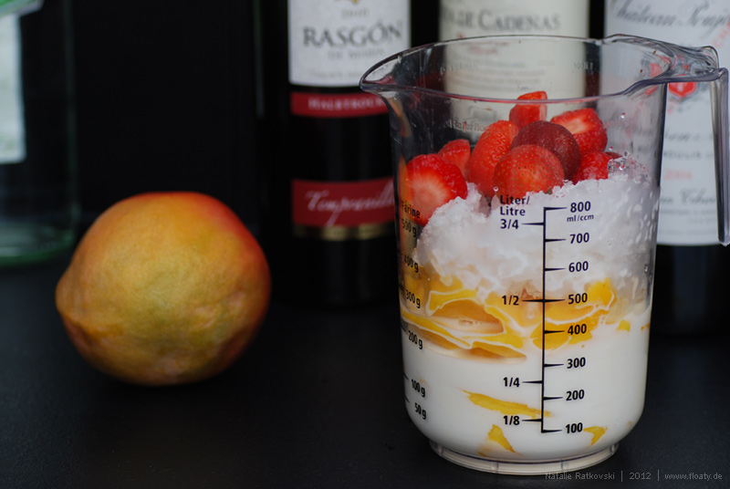 A sommer drink