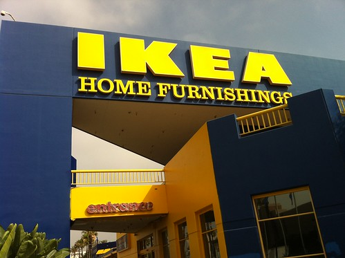 Ikea date!