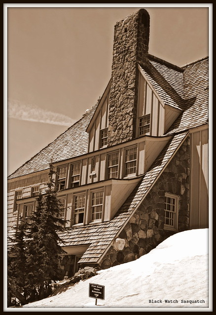 Timberline Lodge - June 2012
