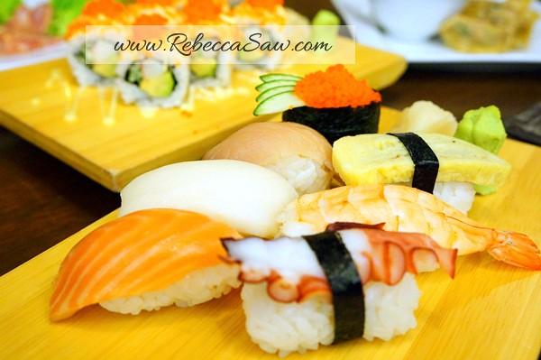 shokudo japanese restaurant - Armada Hotel-010