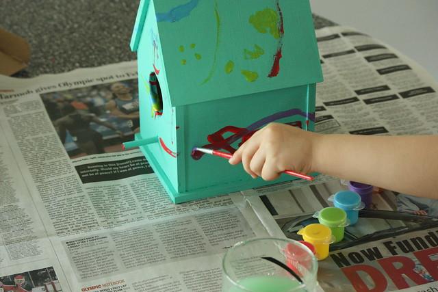 Bird house 7