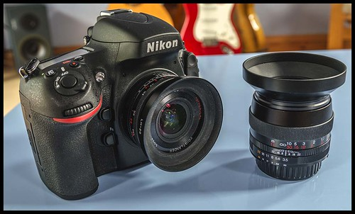 Nikon D800E Voigtlander90 mm F3.5 SL II APO-Lanthar Voigtlander 20 mm F3.5 Color Skopar SL II