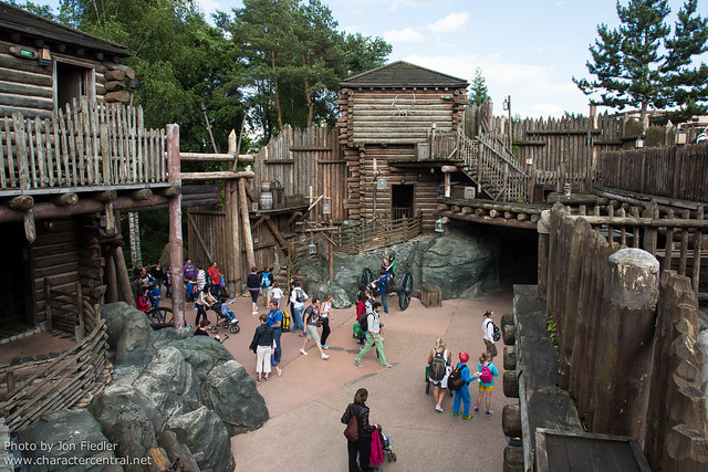 DLP June 2012 - Exploring Fort Comstock