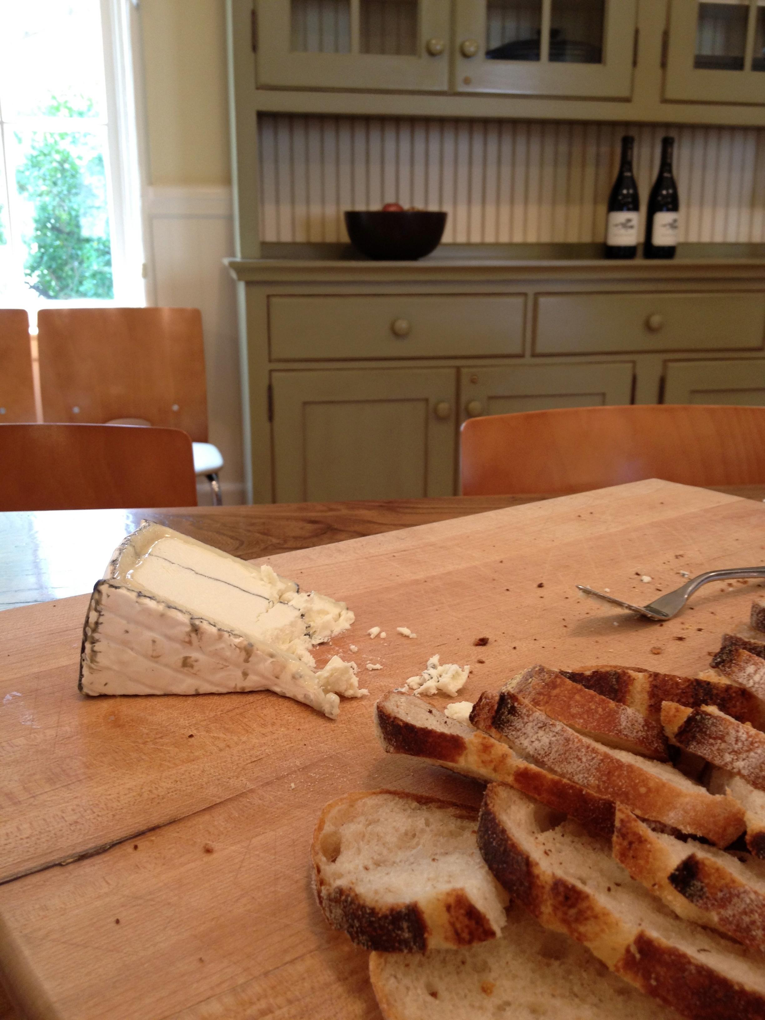 Humboldt Fog Cheese Cake Recipe