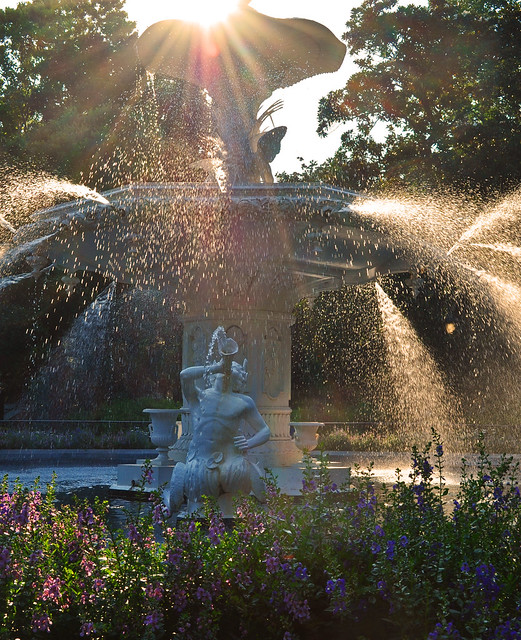 Forsyth Park Fountain (3)