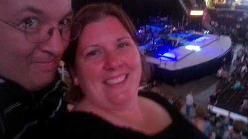 Waiting for Neil Diamond in Cleveland