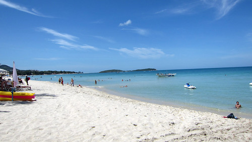 Koh Samui Chaweng Beach サムイ島チャウエンビーチ (1)