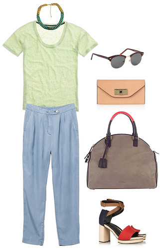R29 Summer Essentials look