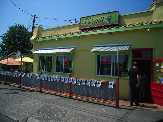Mojito Venezuelan & Latin American Restaurant
