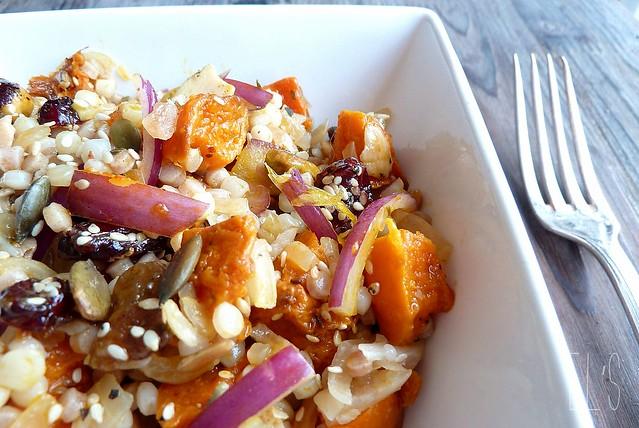 Salade moughrabieh