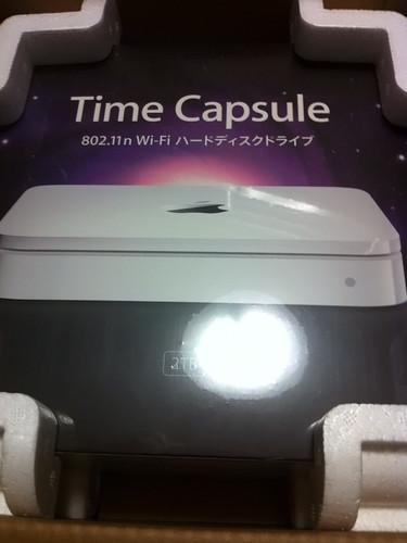 Time Capsule(2TB)