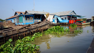 Floating Village Shoping District