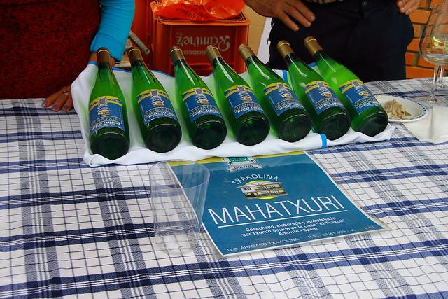 Mahatxuri . Txakolin Jaia #Okondo #Txakoli #Photography #Flickr #Foto  43