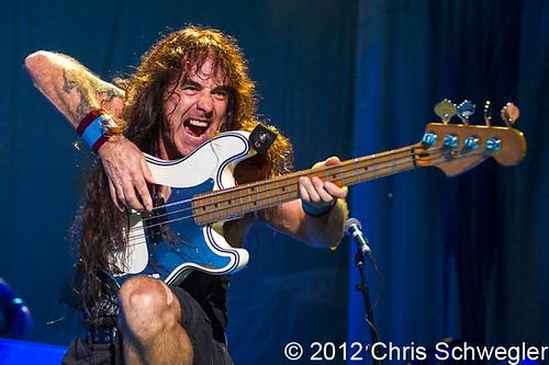 Iron Maiden - 07-14-12 - Sarnia Rogers Bayfest, Centennial Park, Sarnia, Ontario, Canada