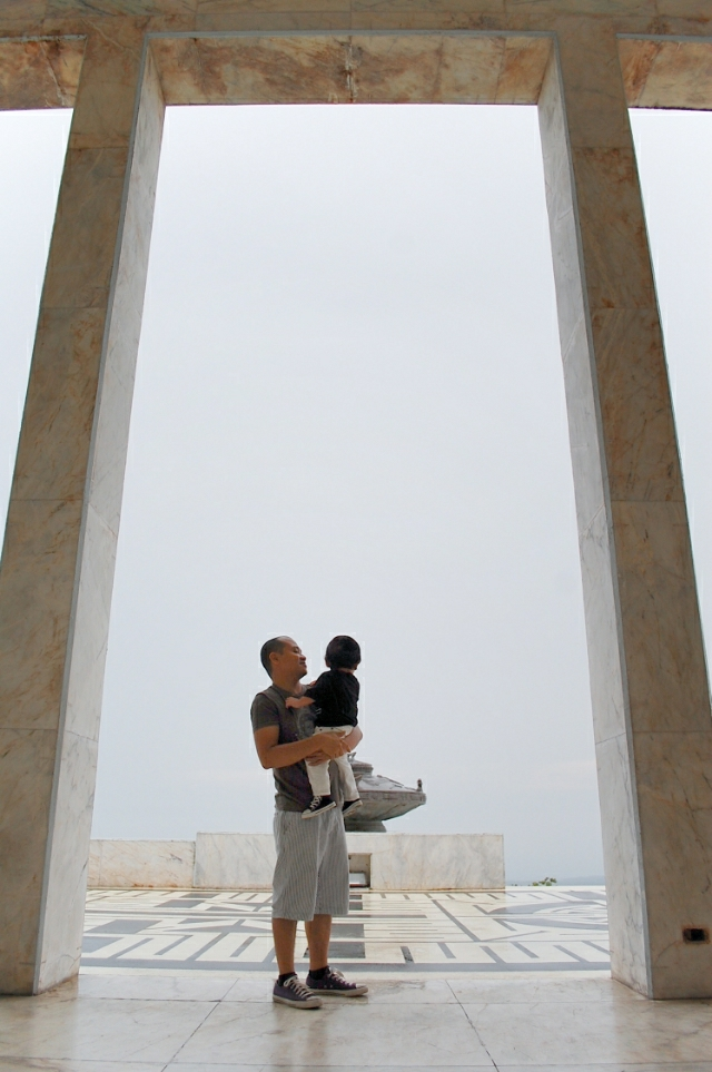 Mount Samat All To Ourselves - YAY!!!