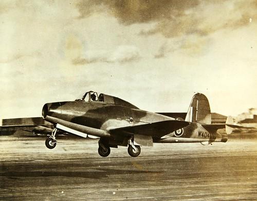 Gloster, E 28/29