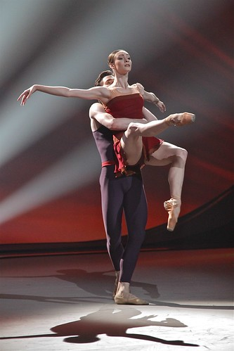 Olga Smirnova and Vladislav Lantratov (Bolshoi Ballet)