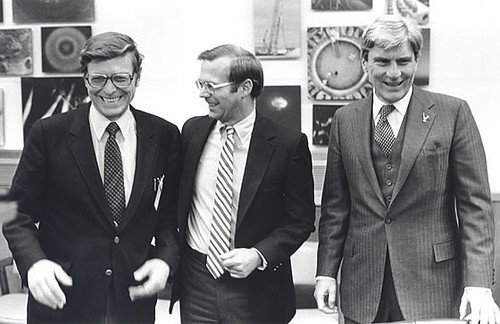 Domenici Pete Donald Kerr and John Warner