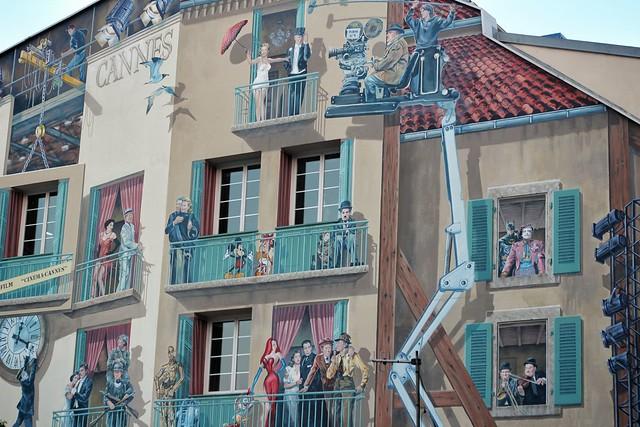 cannes, air france, cannes şehir notları, güney fransa, radisson
