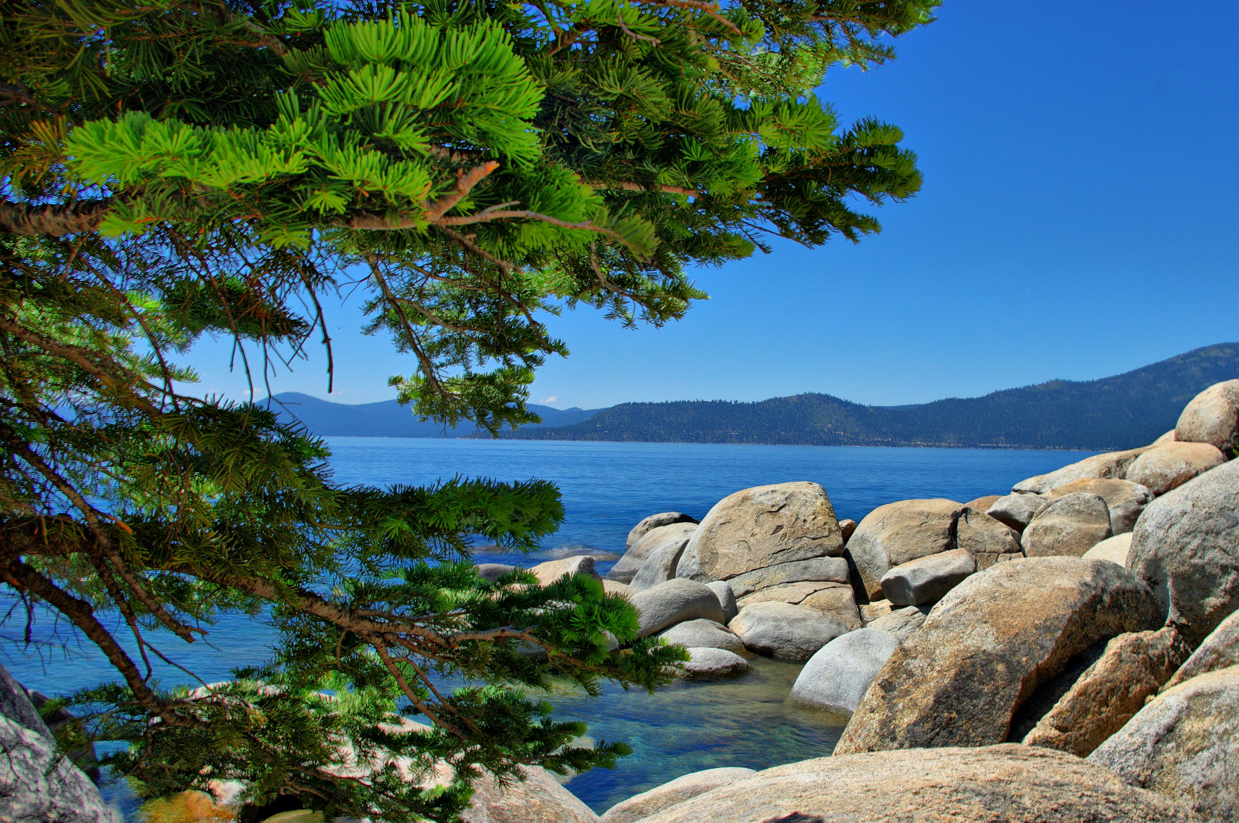 Summer Lake Tahoe Flickr Photo Sharing