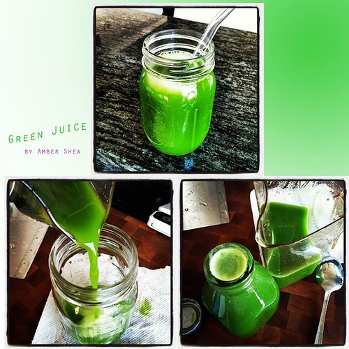 Sweet 'n Mild Green Juice