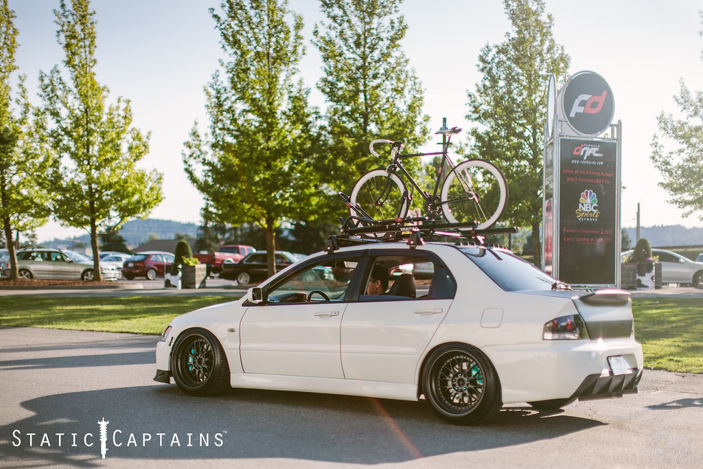 show me your evo with roof rack page 33 evolutionm mitsubishi lancer and lancer evolution community