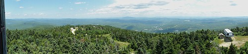 mountains view panoramic viewpoint northeast vt okemo