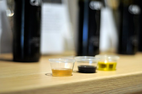 OliV Tasting Room - Vinegars and Oils